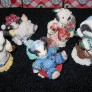 Five Mary&#39;s Moo Moos Collection from Enesco Corp