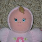 Plush Pink Doll with Pink Flower from Target Circo