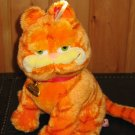 TY Beanie Buddy Buddies Garfield Cat 2004