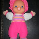 "Goldberger Plush Doll Kisses and Talks 12"" Life time Guarantee"