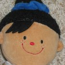 K's Kids Plush Doll named Barbara has dark skin