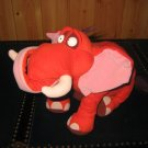 Mattle Tantor the Elephant from Tarzan Plush 1998 Disney