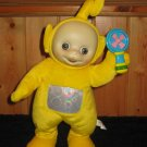 Ragdolls Walking Talking Singing Musical Laa Laa Yellow Teletubbie Plush Doll lights