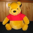 "Disney Plush 12"" Pooh Bear by Gund 100 year collection"
