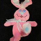 Goffa Whimsical Plush Pink Bunny Rabbit