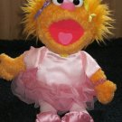 Gund Sesame Street plush Zoe in Ballerina clothes Zoey doll