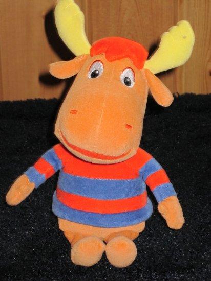 Ty Backyardigans Plush Moose Named Tyrone From 2005