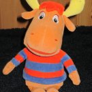 Ty Backyardigans plush moose named Tyrone from 2005