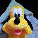 Authentic Disney World  Baby Pluto in blanket