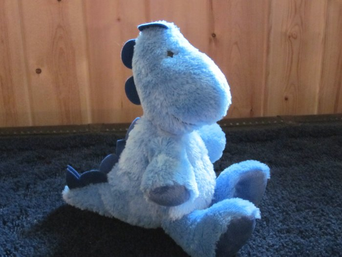 Koala Baby Dinosaur Blue Plush Toy
