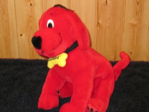Clifford the Big Red Dog Plush Toy by Kohl's