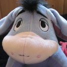 Fisher Price 2002 Plush singing Eeyore from Winnie the Pooh