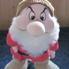 "Disney Store Grumpy 11"" Dwarf from Snow White"