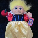 Russ Troll Kidz Snow White Plush Doll