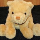 Gund golden tan Plush Bear Floppy Style