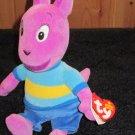 Ty Backyardigans plush Toy named Austin from 2005