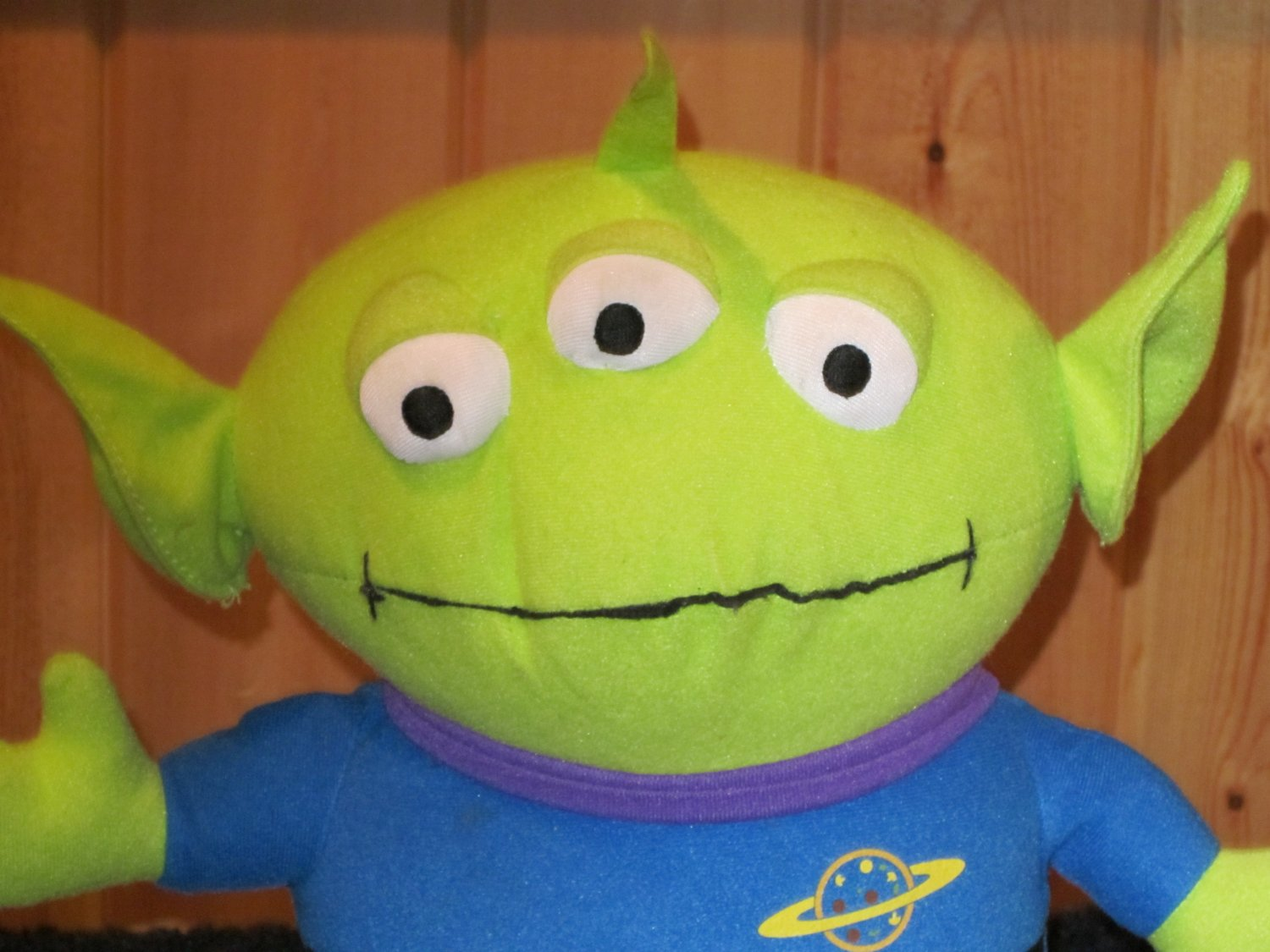 Disney Pixar Toy Story Plush Alien by Toy Factory