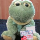 KellyToy Plush Frog Animal Fun Sound Animals from 2007