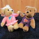 Hallmark Love & kiss Kiss Bears Plush toys