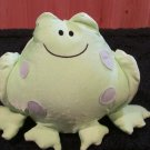 Commonwealth Marsh A Mellows Plush Green Frog 6&quot;