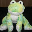 Ty Beanie Buddy Buddies Frog named Webley looks Tie Dyed