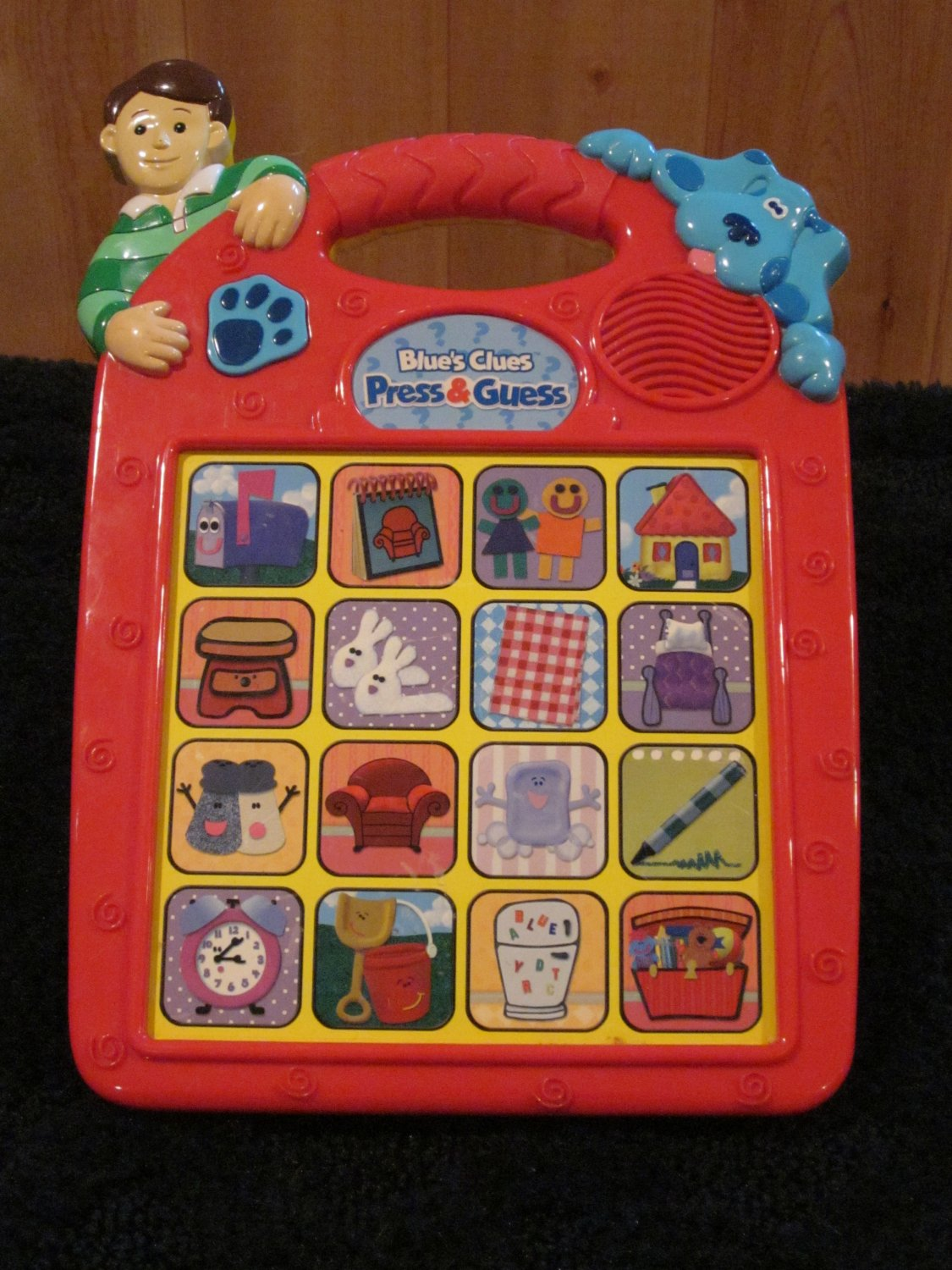 Blues Clues Press & Guess Electronic Game