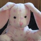 Target pink bunny rabbit with polka dots