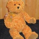 Ty Classic Teddybearsary Plush Bear 100 Year Gold Coin