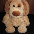 Kids Of America Plush Tan Puppy Dog