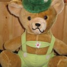 Vintage Plush Stuffed Teddy Bear from A I Novelty Co 1972