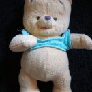 Fisher Price Baby Pooh Plush Bear and Classic Pooh Rattle
