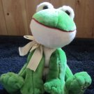 Russ Shining Stars Green Frog No Code PlushToy