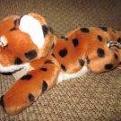 Yomiko Classics Russ Berrie Plush Leopard #25385