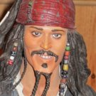 """18"""" Talking Figure of Jack Sparrow from Pirates of the Caribbean"""