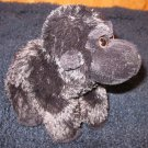 Plush Black Aurora Gorilla named Gilbert
