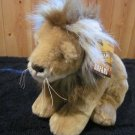 Wild Adventures Plush Safari Lion 14""