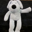 Arominals musical Blue Plush Puppy Dog