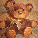 DanDee Collector's Choice Dark Brown Plush Teddy Bear