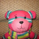 DanDee Collector's Choice knit Sock Teddy Bear