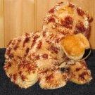Peek-a-Boo Toys Plush Leopard Cheeta