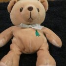 Cherished Teddies Christmas 1999 Priscilla Hillman tan Plush Teddy Bear