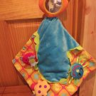 Manhattan Toy Security Blanket hanging play mat with Sounds