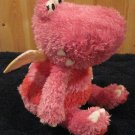 Hallmark Pink animated Dragon Plush Toy named Bernice