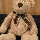 Gund Bearsnickles 2464 Plush Tan Teddy Bear