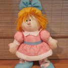 JS International Plush polyester doll Puffalump Style