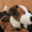 2003 Princess Soft Toy Plush Puppy Dog Brown and White