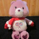 "Care Bears 10"" Plush Share Bear sings Jingle Bells"