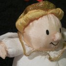 Stuffins 1993 nylon hanging Angel Ornament