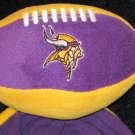Official Minnesota Vikings NFL Baby Security Blanket