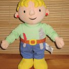 Playskool Hasbro Bob the Builders friend Wendy Plush Doll